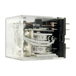 Реле управляющее промежуточное Энергия MY-4 DC 12 / Е0403-0025